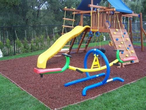Customize Your Garden With Best Rubber Mulch